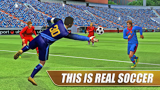 Real Soccer 2013 v1.0.3 for iPhone/iPad