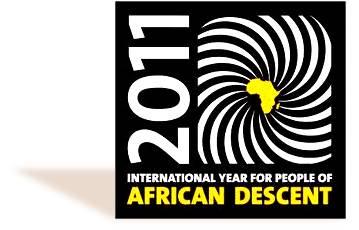 2011 Ano Internacional dos Afrodescendentes
