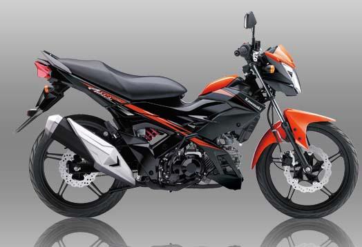 New Kawasaki Athlete Pro