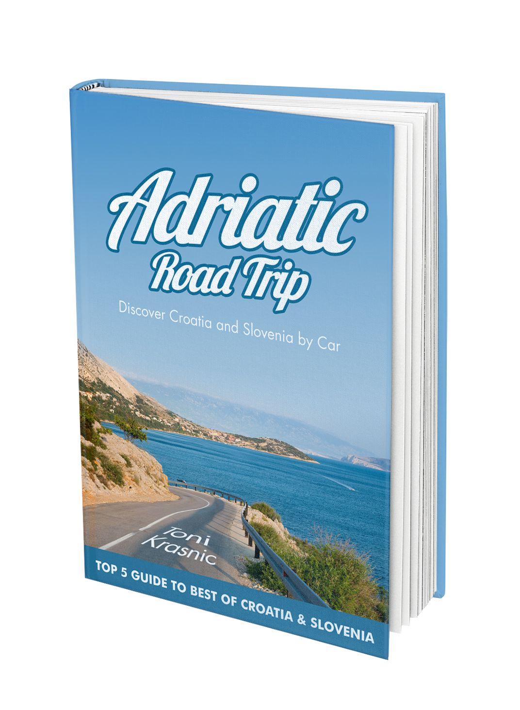 Adriatic Road Trip on Amazon ($4.99)