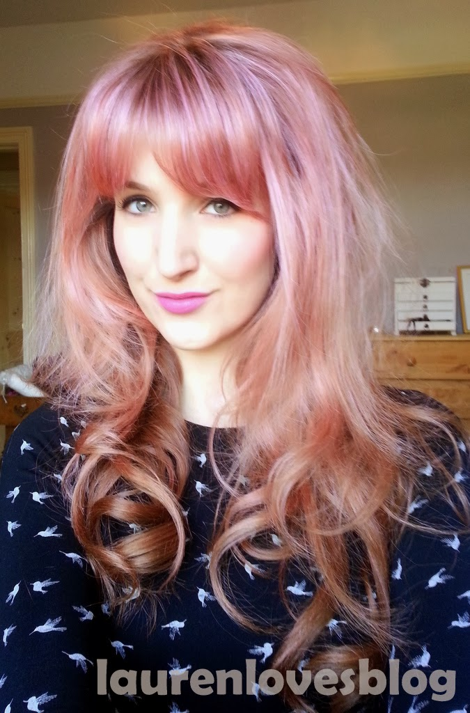 Best Pink Rinse For Natural Hair
