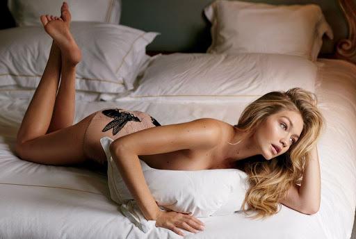 Gigi Hadid Vanity Fair Magazine September 2015 Hot Photoshoot