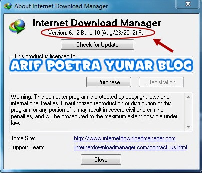 Internet Download Manager | IDM 6.12 Final Build 10 Full Version