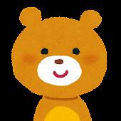 クマのアイコン