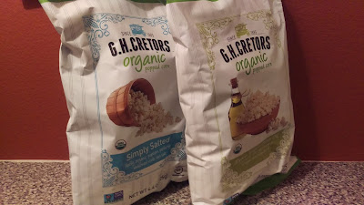 popcorn Summer Snacking With G.H Cretors