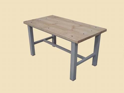 Como hacer una mesa o mes n de trabajo explico f cil - Como construir una mesa ...