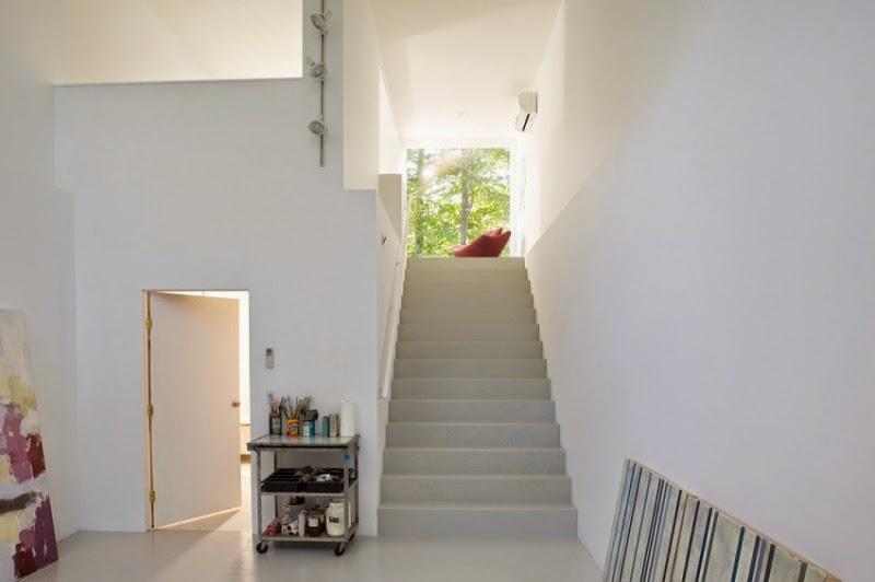 Art studio shipping container home modern home design decor ideas - Container art studio ...