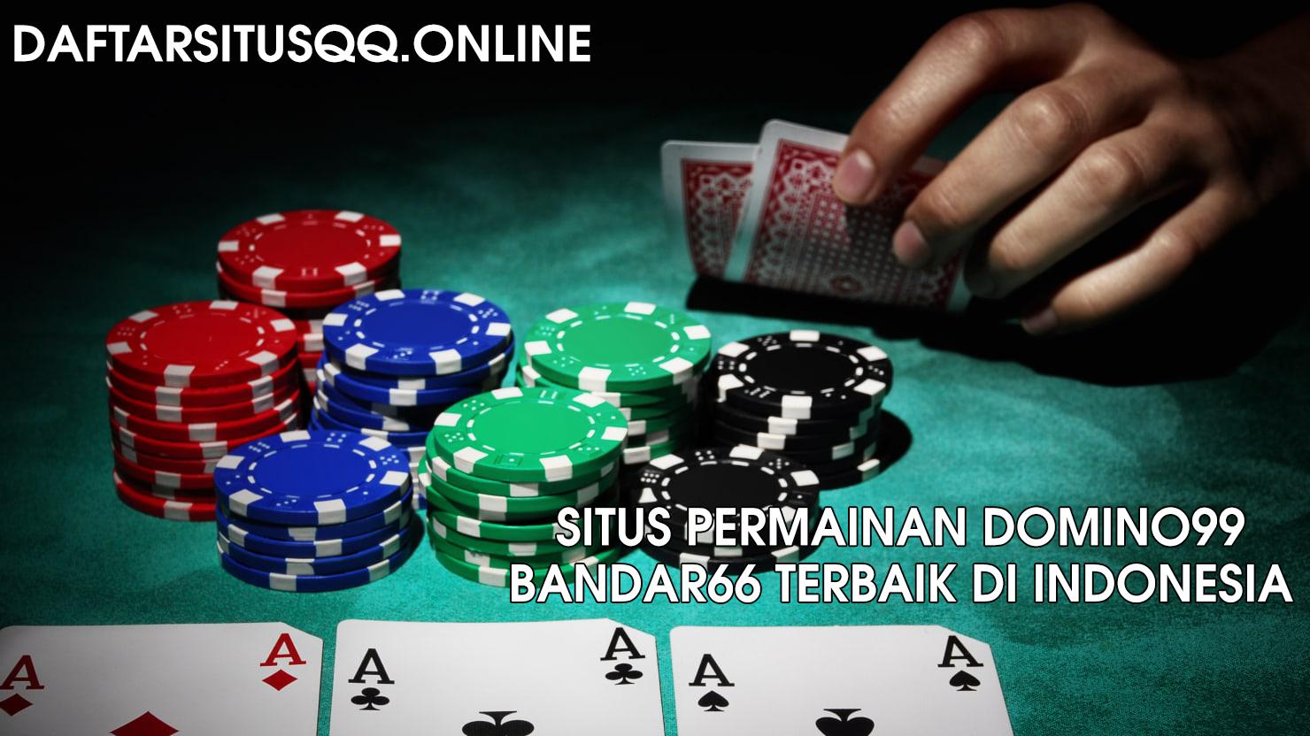 Wahyudomino.net Situs Permainan Domino99 Bandar66 Sakong Terbaik PKV Games