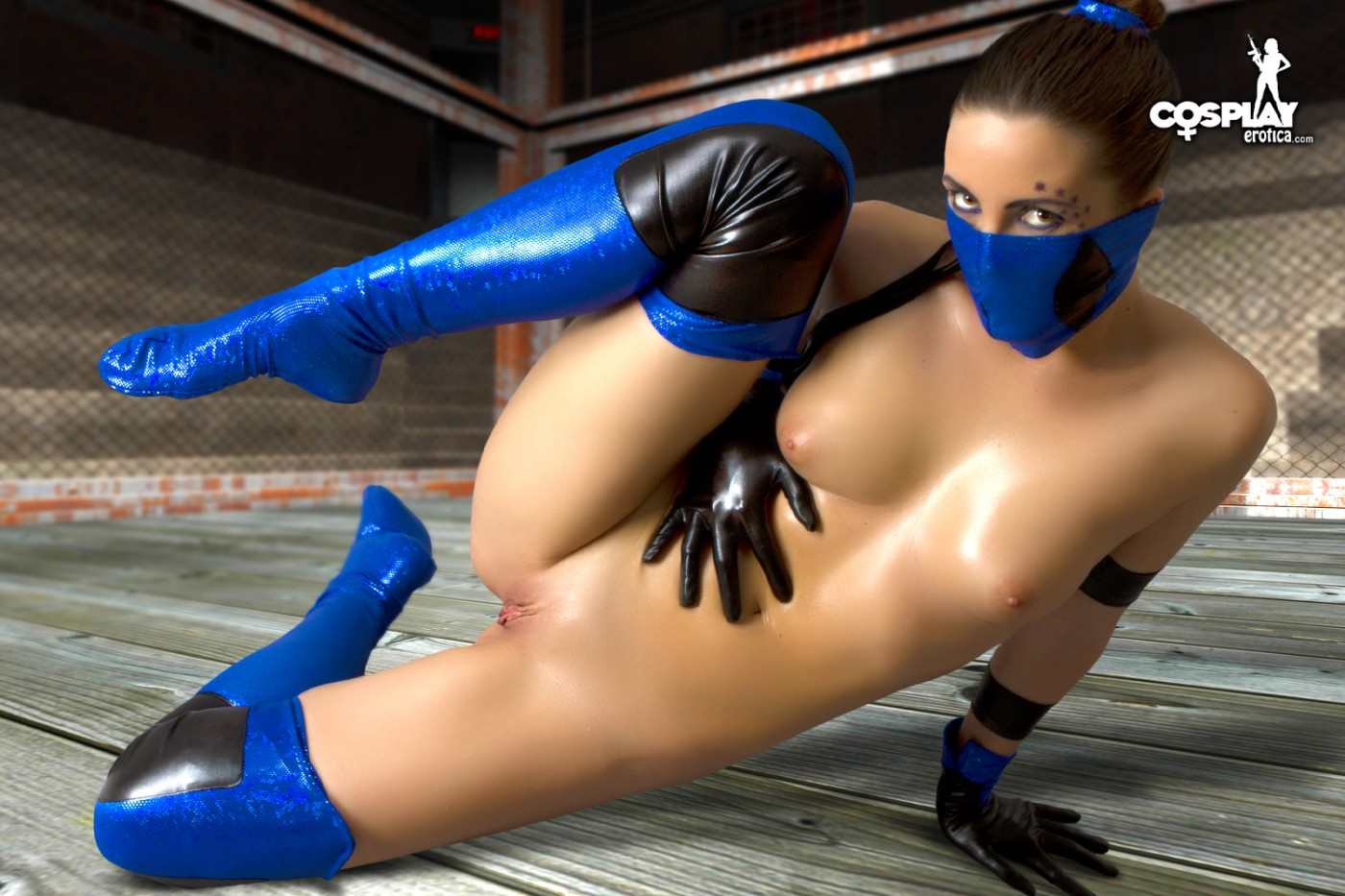 mortal kombat nude video