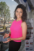Rey Heroine Saiyami Kher Photos in Pink Top-thumbnail-8