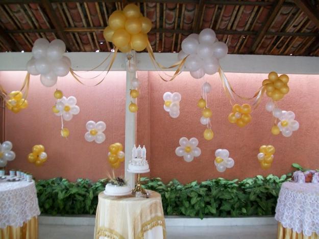 Con mis chicos en el mundo decoraci n con globos for El mundo decoracion