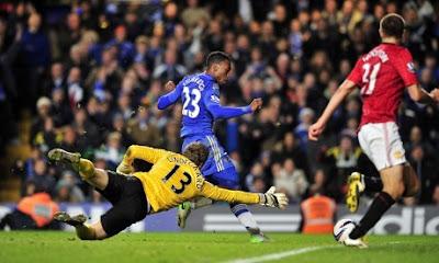 Video Chelsea Vs Manchester United Hasil Piala Liga Inggris 2012