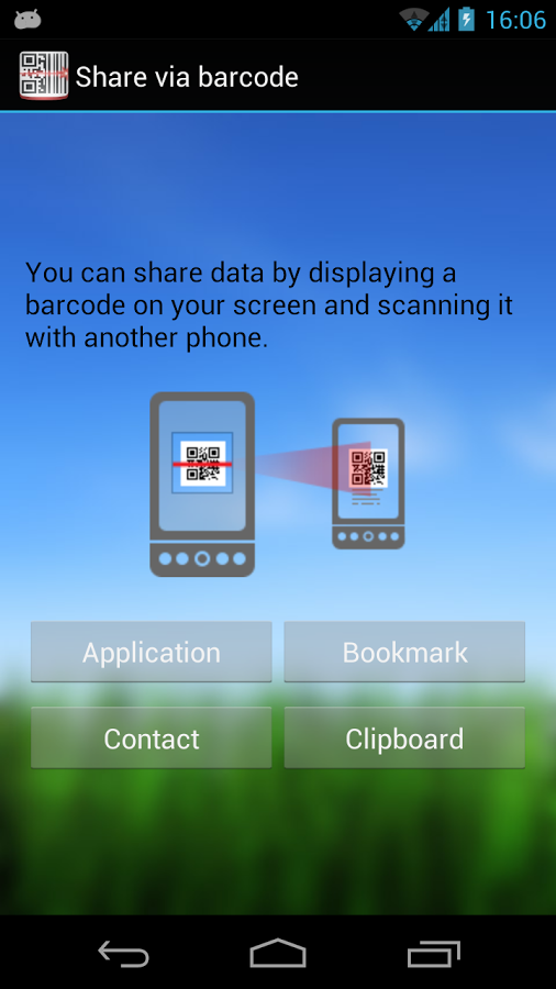 Download Aplikasi Barcode QR Scanner Android Apk Asik - 1