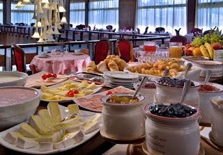 buffet per hotel