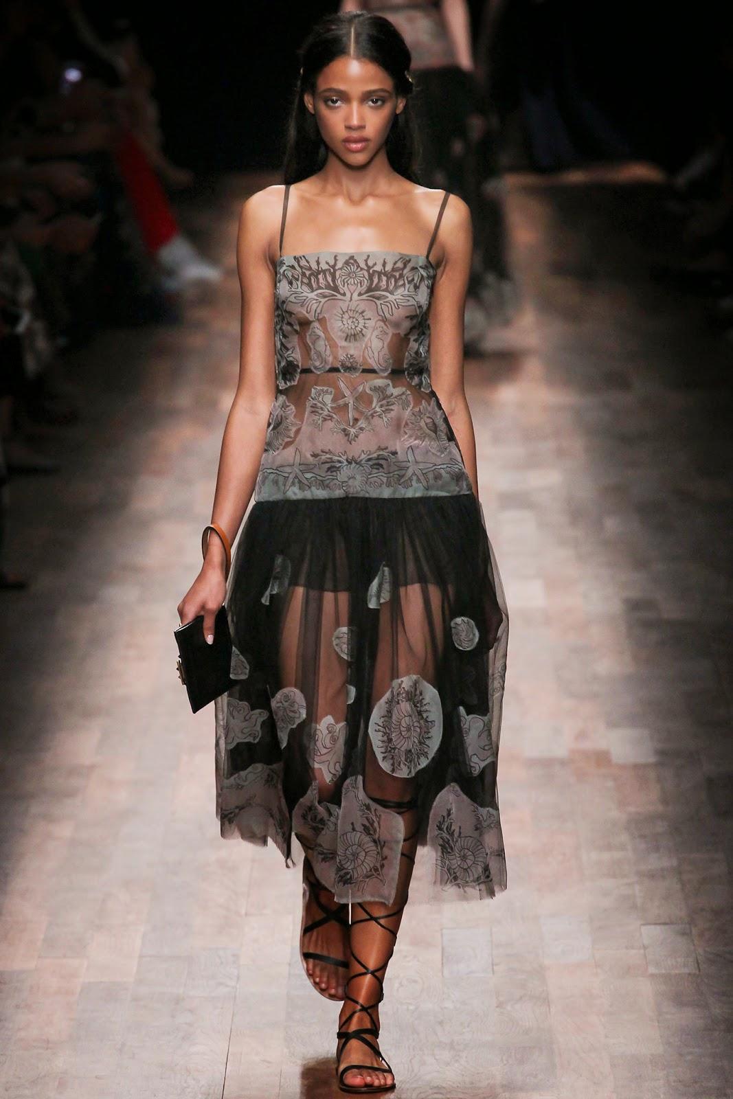 valentino 2015 summer 2016 trend women dress73 Valentino 2015 samling, våren sommaren 2016 Valentino klänning modeller, Valentino kväll klänning nya säsongen kvinnors kjolar modeller