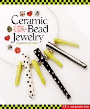 BOOK: Ceramic Bead Jewelry
