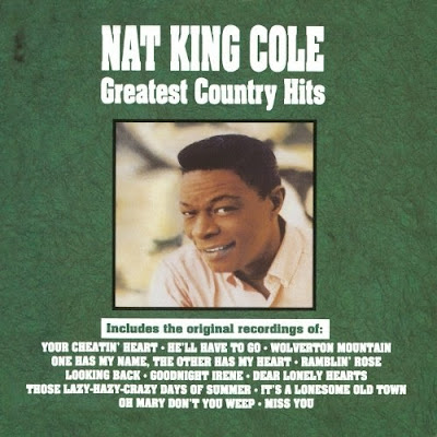 Greatest Country Hits - Nat King Cole (1990)