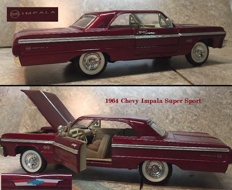 1964 Chevrolet Impala Super Sport ~