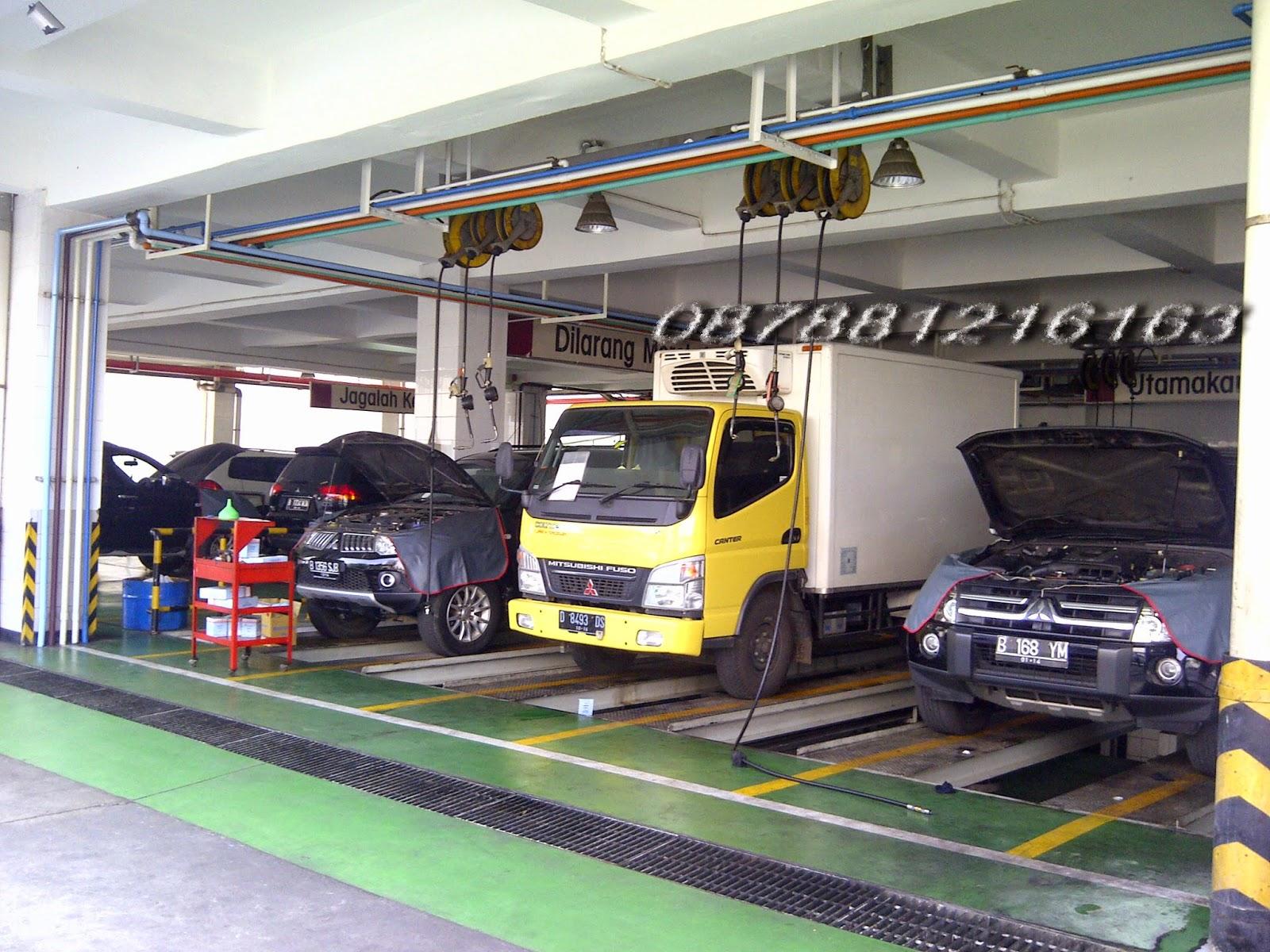 Program Servis Ramadhan Mobil Mitsubishi