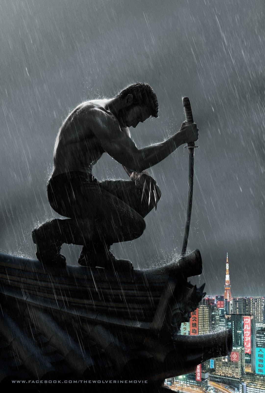 Poster internazionale Wolverine