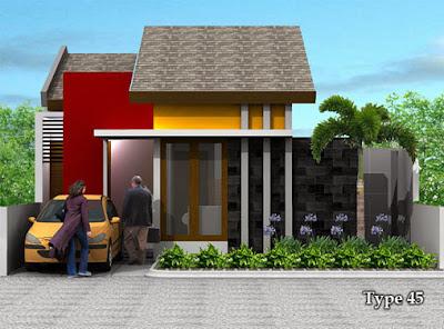 informasi warna cat rumah minimalis