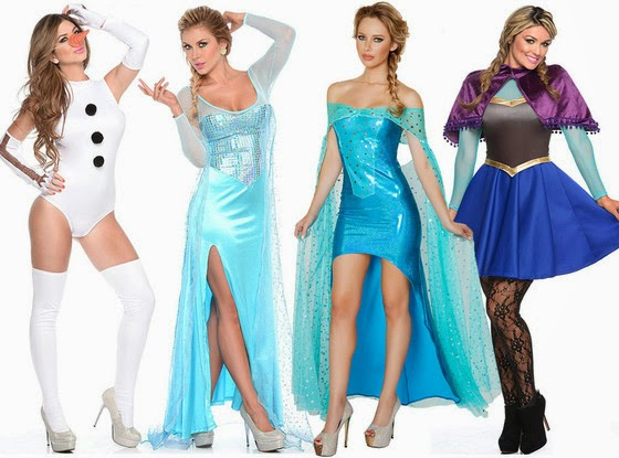 Cool Halloween Outfits for girls 2014