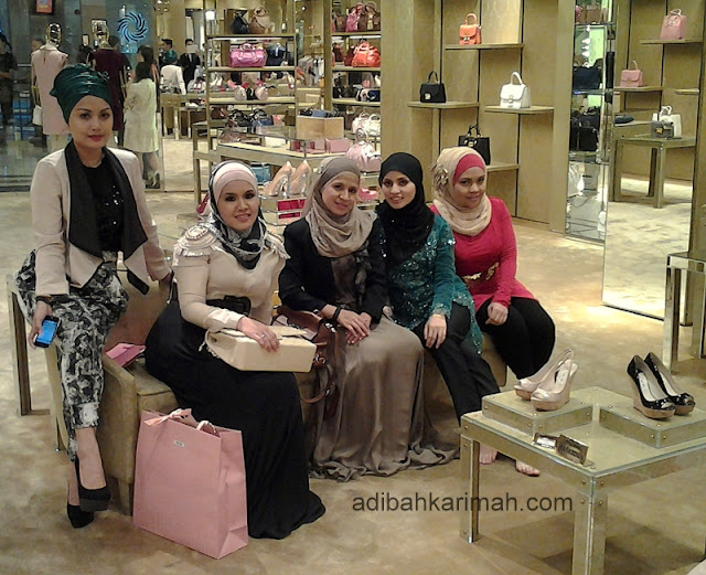 Fendi Baguette 15th Anniversary at KLCC had invited premium beautiful top agents green leaders group