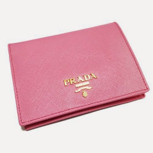 Prada Saffiano Wallet Bifold Prada Saffiano Leather Bifold