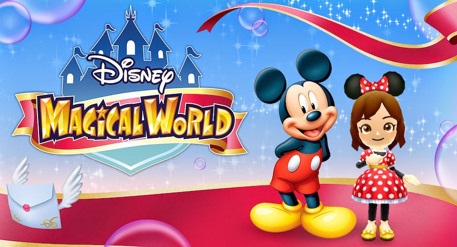 Disney Magical World (3DS) Review