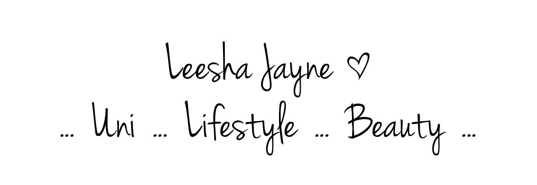 Leesha-Jayne