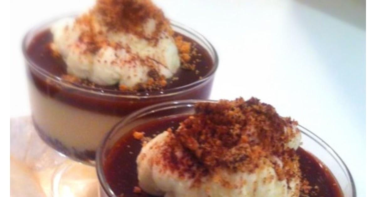Caramel Budino with Salted Caramel Sauce | Chérie Kelly