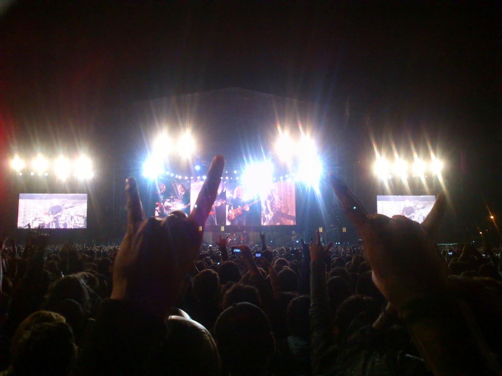 Metallica Ecuador