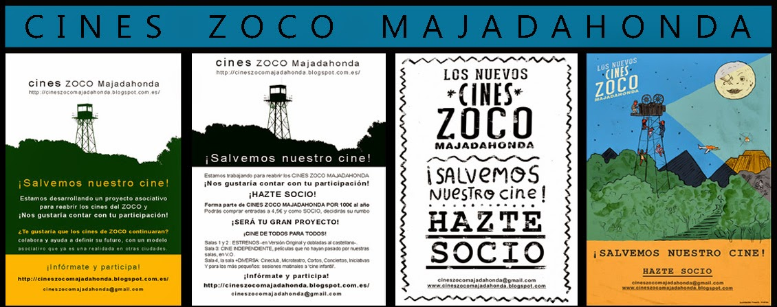 CINES ZOCO DE MAJADAHONDA