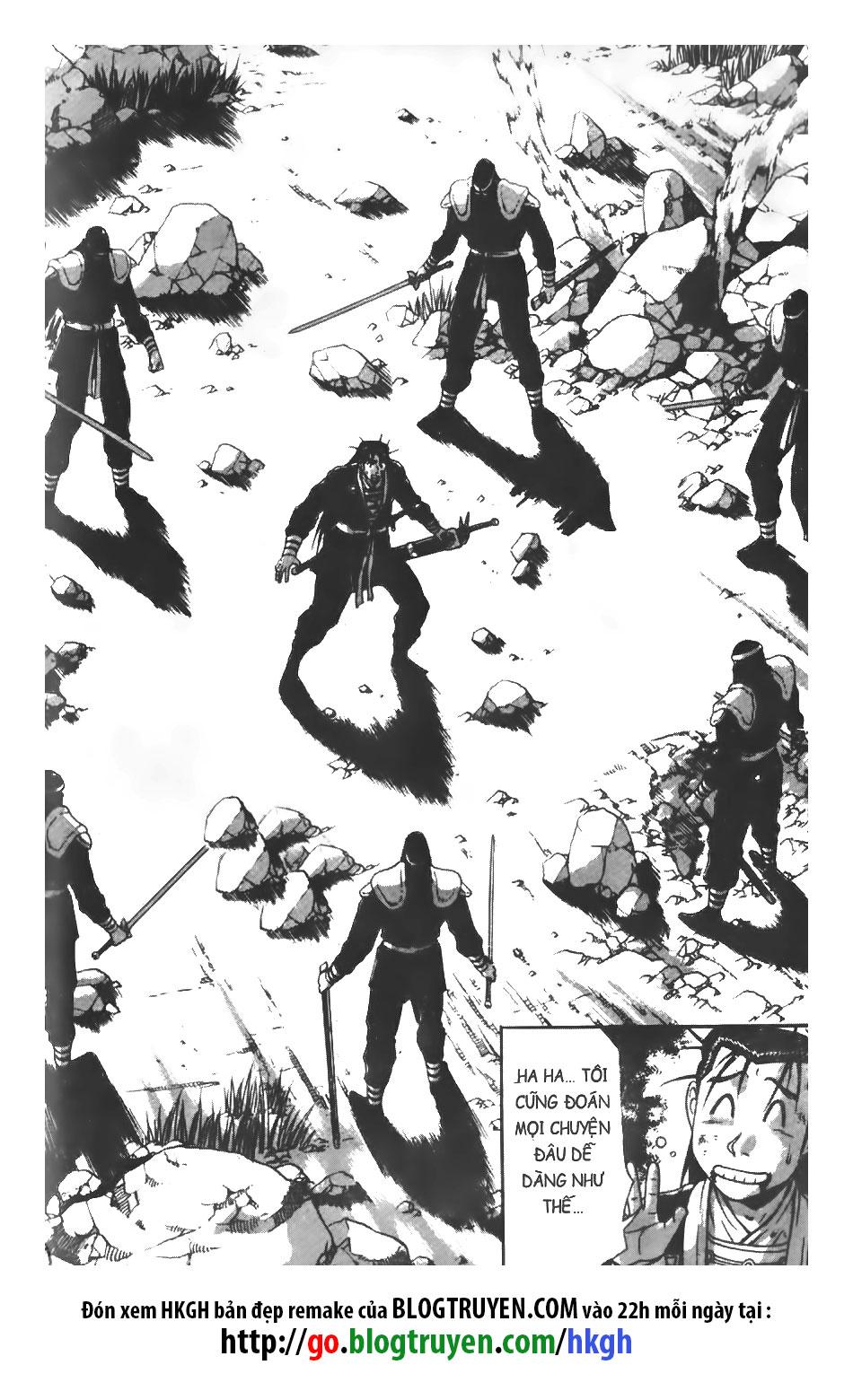 Hiệp Khách Giang Hồ - Hiệp Khách Giang Hồ Chap 255 - Pic 2