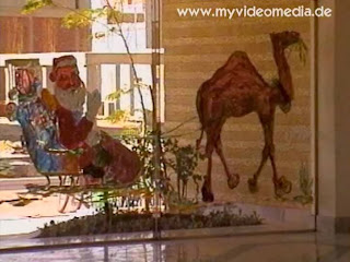Santa Claus in Egypt