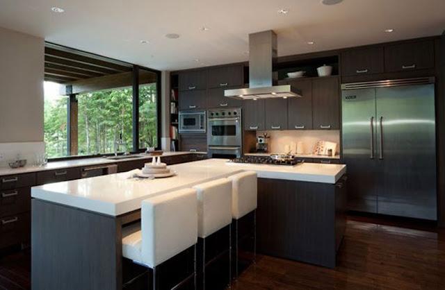 Minimalist Kitchen Design Modern 2016