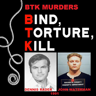 B.T.K. Bind, Torture, Kill Was Sarasota John Waterman following playbook of BTK Killer Dennis Rader