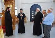 Ο Σεβασμιώτατος Μητροπολίτης Πατρών κ.κ. Χρυσόστομος επισκέφθηκε την Ενορία μας