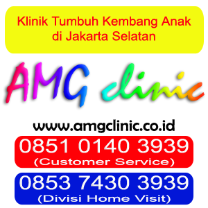 Klinik Tumbuh Kembang Anak di Jakarta Selatan