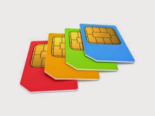 akilli telefon SIM karti
