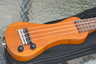 eleuke peanut ukulele body