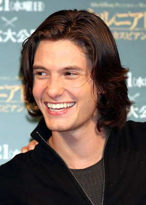 Ben Barnes actores de tv