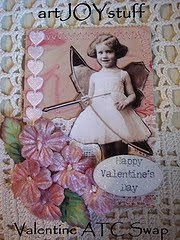 Valentine ATC Swap 2012