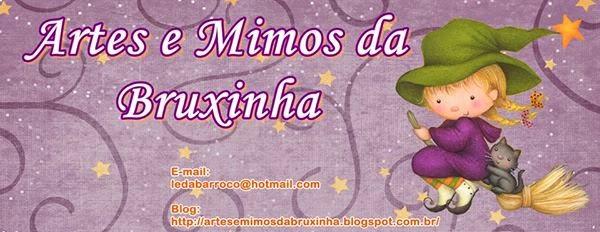 Artes e Mimos da Bruxinha