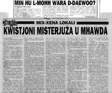 13- John Dalli and the Daewoo Scandal
