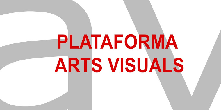 PLATAFORMA ARTS VISUALS DE CATALUNYA