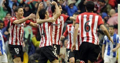 Prediksi Skor Bilbao vs Real Sociedad 23 Februari 2013 - Prediksi Skor Bilbao vs Real Sociedad 23 Februari 2013 (Liga Spanyol)