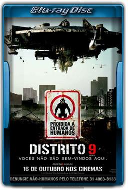 Distrito 9 Torrent Dublado
