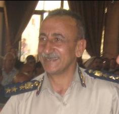 العميد اشرف شعير مدير اداره مرور كفر الشيخ