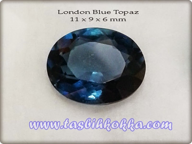BLUE TOPAZ LONDON